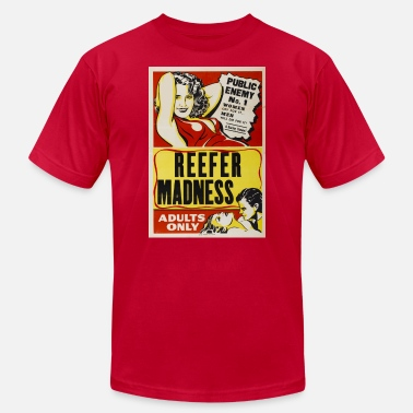 Reefer Madness REEFER madness - Men's Jersey T-Shirt