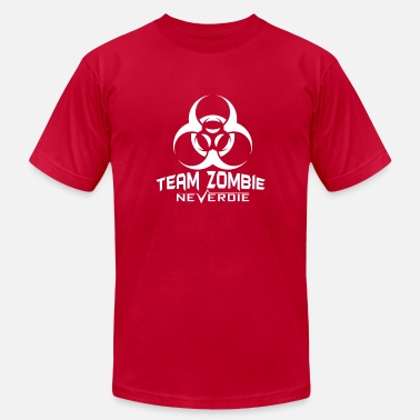 Team Zombie Team Zombie - Men's  Jersey T-Shirt