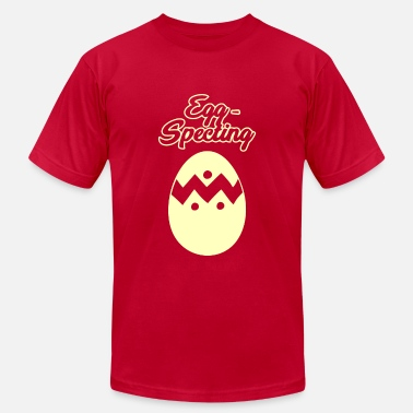Spect Egg Specting - Men's  Jersey T-Shirt