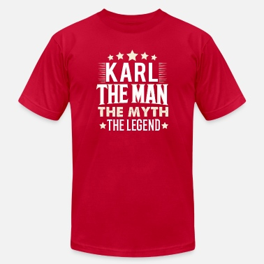Karl Karl - Men's Fine Jersey T-Shirt