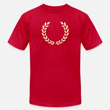 Laurel Wreath laurel wreath - Men's Jersey T-Shirt