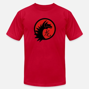 Dragon Head dragon head - Men's Jersey T-Shirt