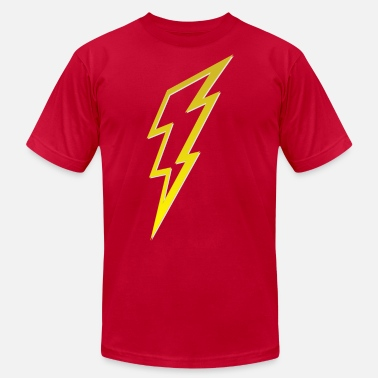 Lightning Bolt bolt - Men's Jersey T-Shirt