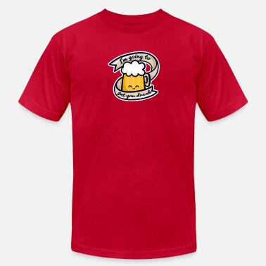 Candidate Candid Beer - Men's Jersey T-Shirt