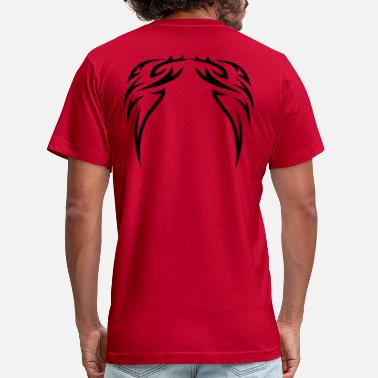 Ornament tattoo wings - Unisex Jersey T-Shirt