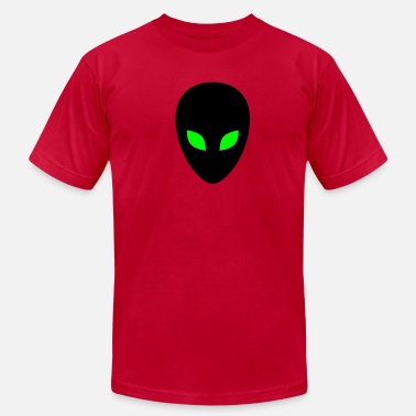 Alien Alien - Men's Fine Jersey T-Shirt