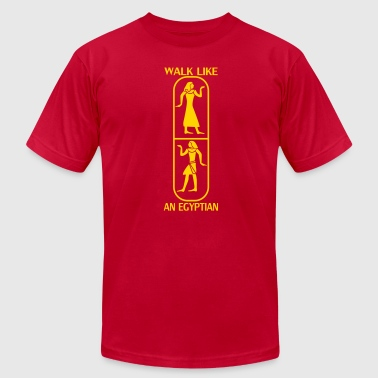 Walk like an egyptian - Men's Fine Jersey T-Shirt