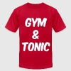 Gym and Tonic - Men's Fine Jersey T-Shirt