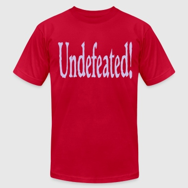 undefeated - Men's Fine Jersey T-Shirt
