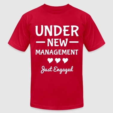 Engaged - Men's Fine Jersey T-Shirt