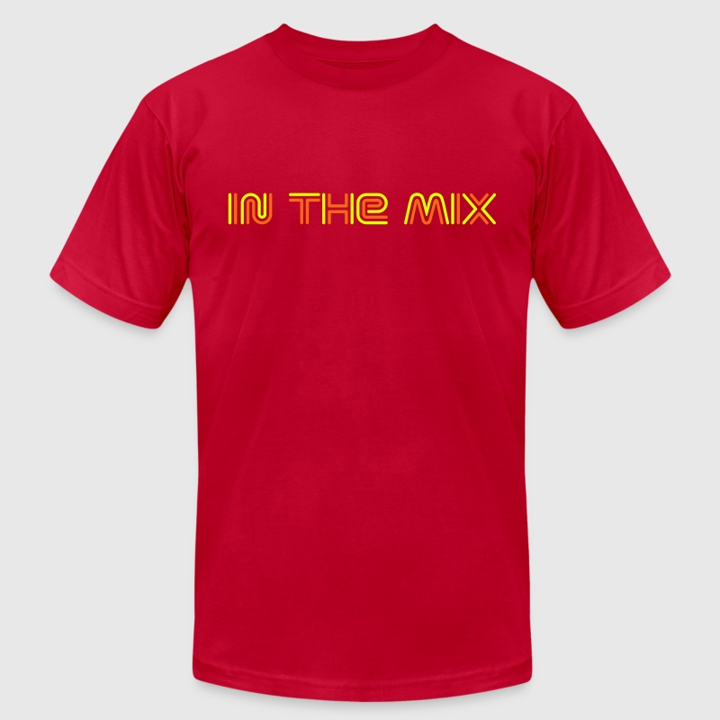 In the mix - Men's Fine Jersey T-Shirt