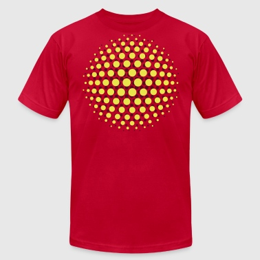 FUNKY DISCO SUPERNOVA - Men's Fine Jersey T-Shirt