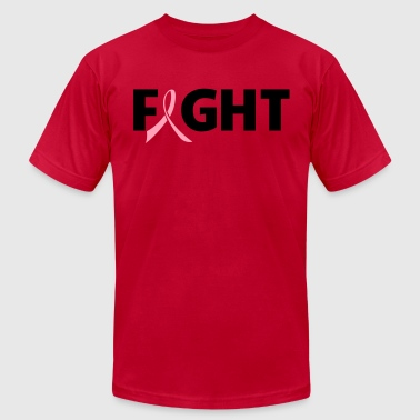 Fight Ribbon - Men's Fine Jersey T-Shirt