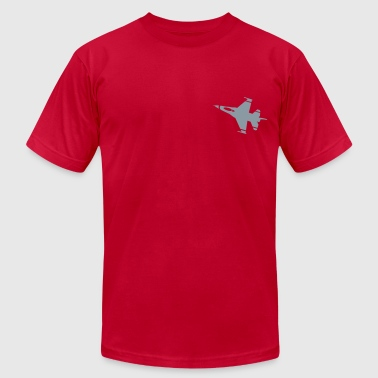 airforce - Men's Fine Jersey T-Shirt