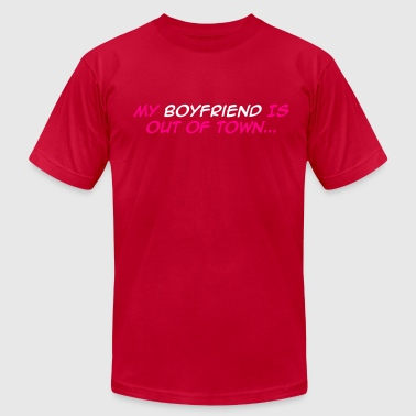 boyfriend - Men's Fine Jersey T-Shirt