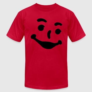Juice Face - Men's Fine Jersey T-Shirt