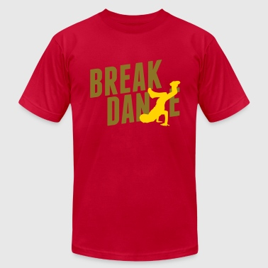 breakdance - Men's Fine Jersey T-Shirt