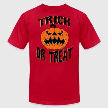 trick_or_treat2 - Men's Fine Jersey T-Shirt