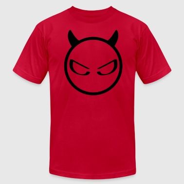 devil - Men's Fine Jersey T-Shirt