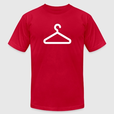 clothes hanger-clothing - Men's Fine Jersey T-Shirt