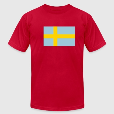 Sweden - Men's Fine Jersey T-Shirt