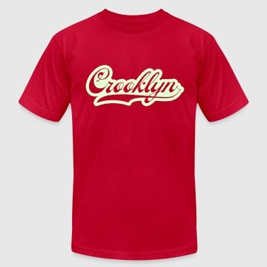 Crooklyn - Men's Fine Jersey T-Shirt