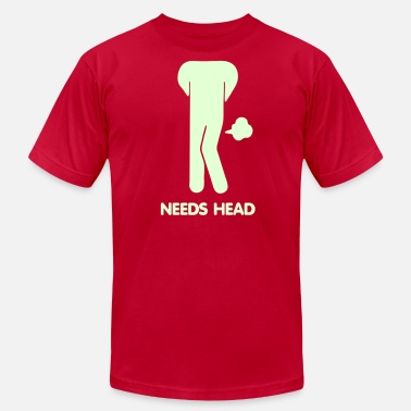 Farting Asian Sorry for Farting Needs Head - Men's  Jersey T-Shirt