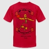 3 On 3 Basketball - Men's Fine Jersey T-Shirt