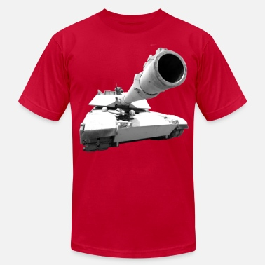 Lethal Weapon M1 Abrams Tank - Men's  Jersey T-Shirt