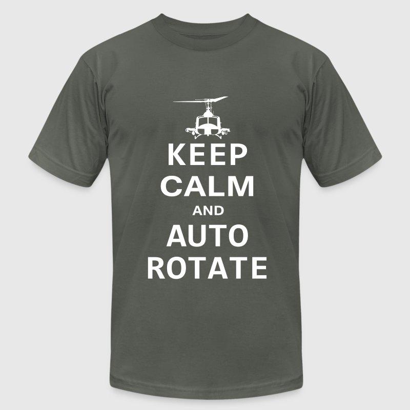Tenere Maglietta Calmo E Rotazione Automatica (scuro) T-shirt x6zVf6ciuS