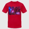 BANG BANG! Galaxy Design - Men's Fine Jersey T-Shirt