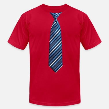tie 3 - Men's  Jersey T-Shirt