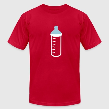 Baby bottle - Men's Fine Jersey T-Shirt