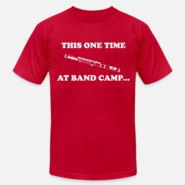 This One Time At Band Camp... - Men's  Jersey T-Shirt