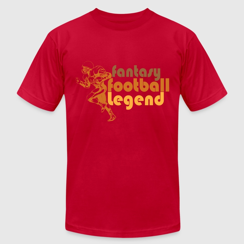 Retro Fantasy Football Legend - Men's Fine Jersey T-Shirt