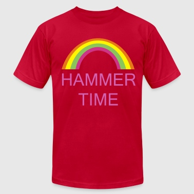 Hammer time - Men's Fine Jersey T-Shirt
