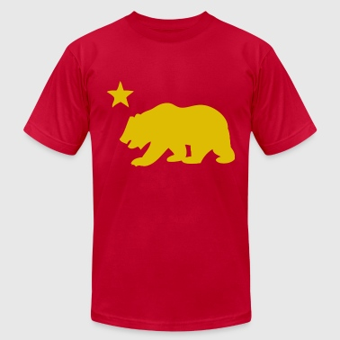 California Bear - Men's Fine Jersey T-Shirt