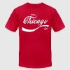 Men: Enjoy Chicago - Men's Fine Jersey T-Shirt