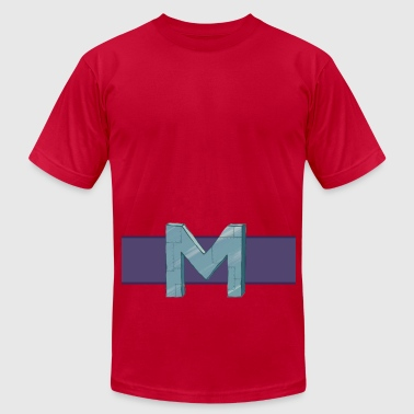 Mermaid-Man's-Belt - Men's Fine Jersey T-Shirt