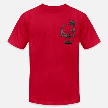 Crowned Skull Crowned Skull - Men's  Jersey T-Shirt