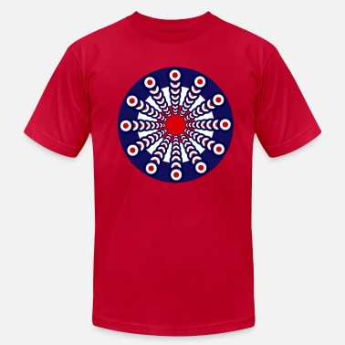 Mod Revival Mod Clock - Men's  Jersey T-Shirt