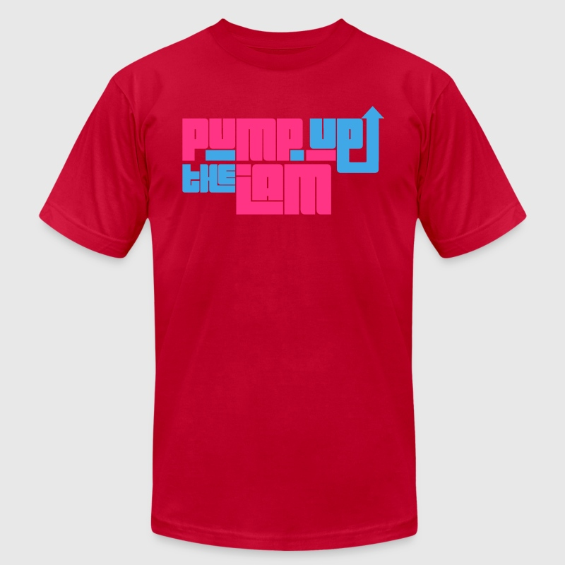 Pump up the jam - Men's Fine Jersey T-Shirt