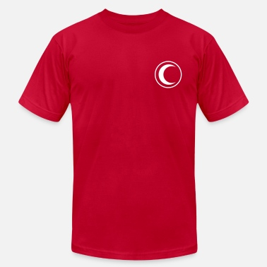Red Crescent Red Crescent - Men's  Jersey T-Shirt