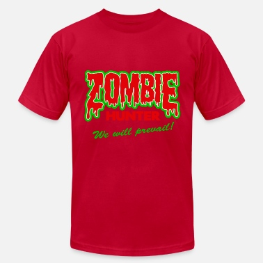 Zombie Hunter Zombie Hunter Assassin - Men's  Jersey T-Shirt