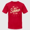 Every Summer has a Story - Men's Fine Jersey T-Shirt