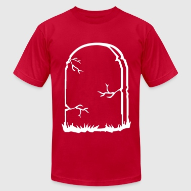 tombstone - Men's Fine Jersey T-Shirt