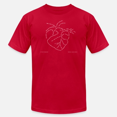 Harburg If I only had a Heart  - Men's Fine Jersey T-Shirt