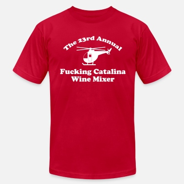 Catalina Wine Mixer Quotes Catalina Wine Mixer - Men's Jersey T-Shirt