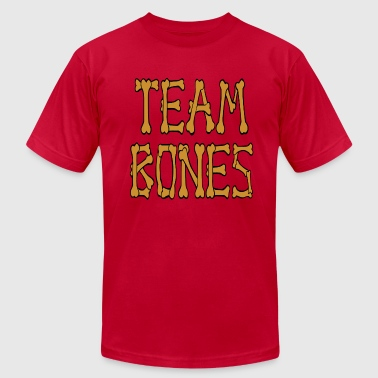 Brennan Team Bones - Men's Fine Jersey T-Shirt