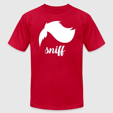 Sniff The Sniff - Men's Fine Jersey T-Shirt